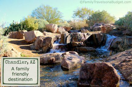 Chandler AZ Family Vacation
