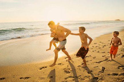 Activity-based family travel