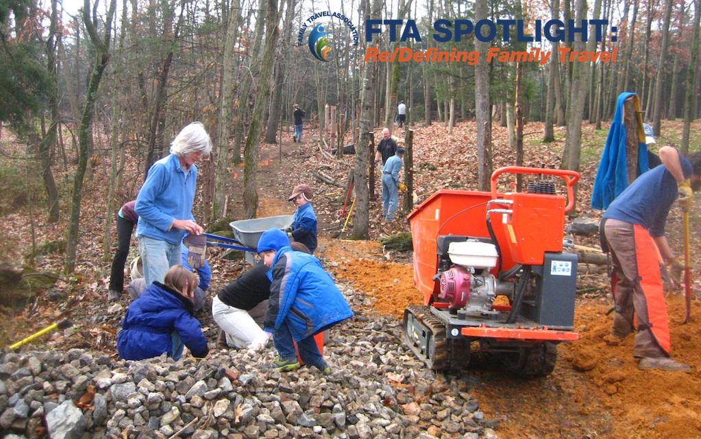 FTA Spotlight: Re/Defining Family Travel > Volunteer and Philanthropic Travel Opportunities for Families