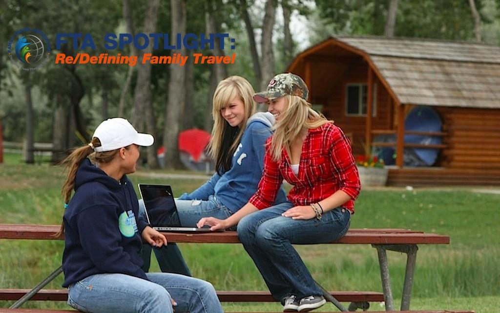 FTA Spotlight: Re/Defining Family Travel > Technology's Impact on Family Travel