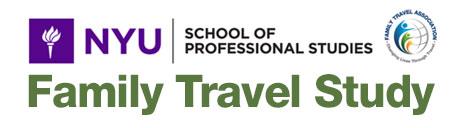 FTA NYU Family Travel Study