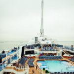 pool on a cruise ship